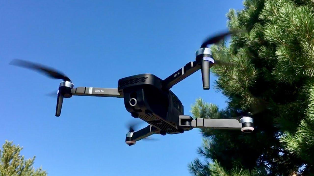 Visuo ZEN K1 dron