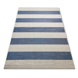 Sznurkowe dywany - nieszablonowe materiały użyte w produkcji