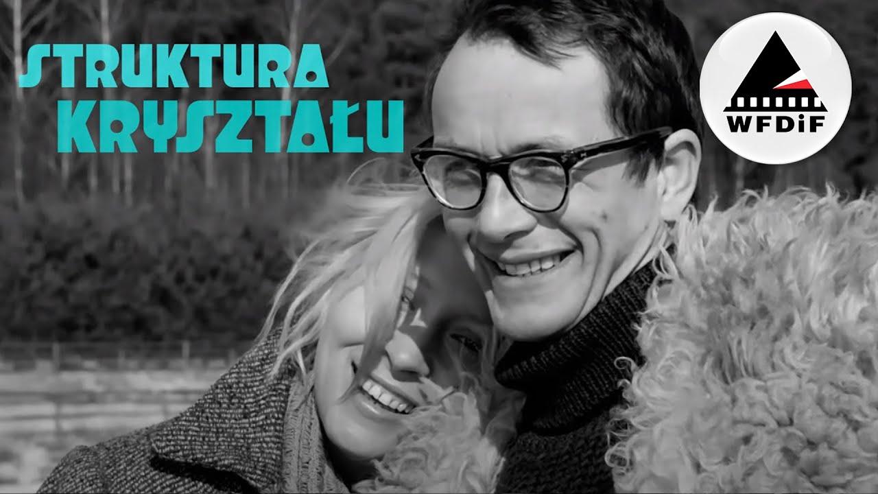 STRUKTURA KRYSZTAŁU (1969) | Cały film HD | Krzysztof Zanussi | #Psychologiczny | Angielskie napisy