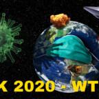 Rok 2020 - co się wydarzyło? Podsumowanie w skrócie, wydarzenia w pigułce