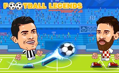 Gra Pomu - Football Legends 2021
