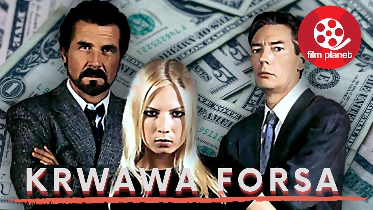 KRWAWA FORSA (1996) cały film KRYMINALNY Lektor PL | Thriller kryminalny | Filmy online lektor pl